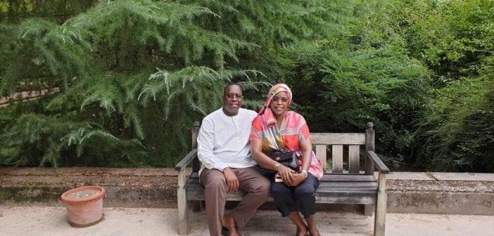 Sénégal, Les Vacances En France , Couple Présidentiel, Choquent , Peuple