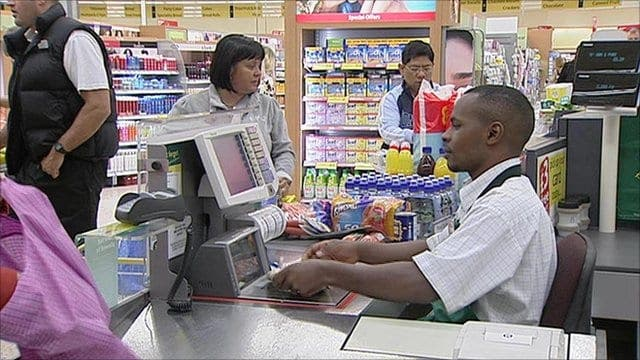 Sales Counter Assistant 2