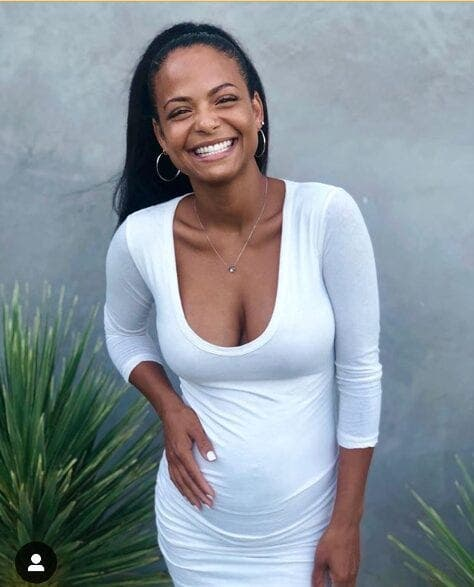 Christina Milian : dur, dur de porter une grossesse