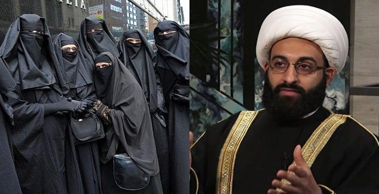 «Si vous pensez que porter ceci toute votre vie est normale, alors allez voir un médecin» , dixit un Imam