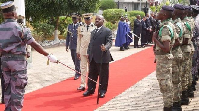 'Suspension' d'une juge devant statuer sur l'état de santé d'Ali Bongo