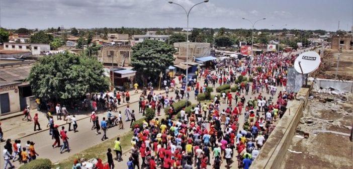 Togo : une loi qui restreint le droit de manifester votée à l'Assemblée Nationale