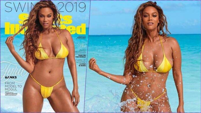 Tyra Banks Sports Illustrated 2019