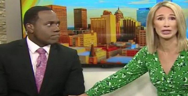 USA: une présentatrice télé traite son collègue noir de gorille en direct
