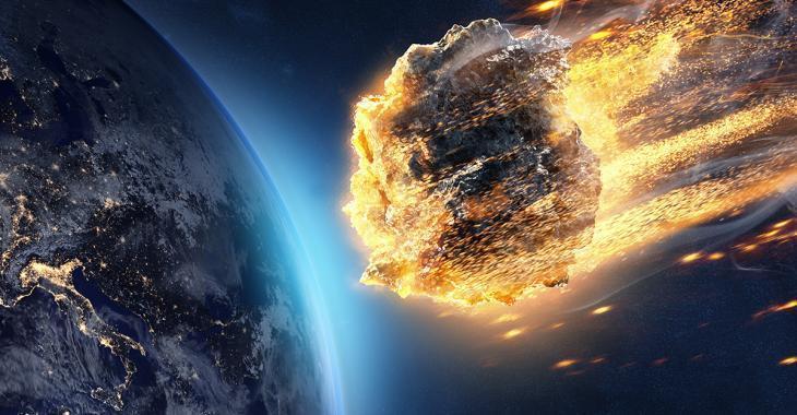 Un énorme astéroïde va frôler la Terre samedi