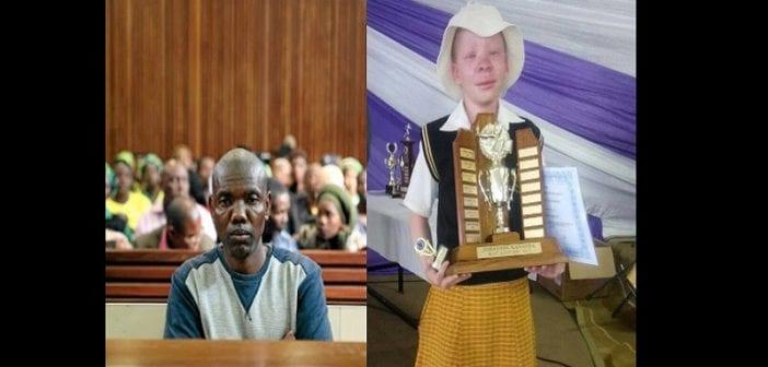 Un enseignant révèle comment il a tué et découpé en morceaux deux albinos pour un rituel