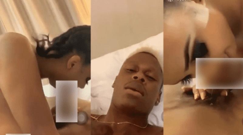 Voici la Vidéo complète du footballeur Clinton Njie en ébats sexuels avec Viviane la ivoirienne Sénégalaise