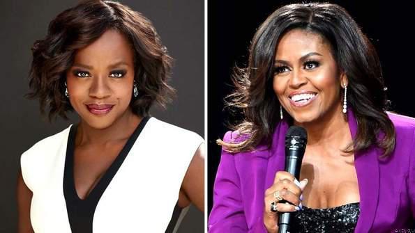 Viola Davis jouera le rôle de Michelle Obama dans une série TV