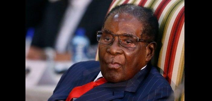 Zimbabwe : Robert Mugabe hospitalisé à Singapour depuis plus de trois mois
