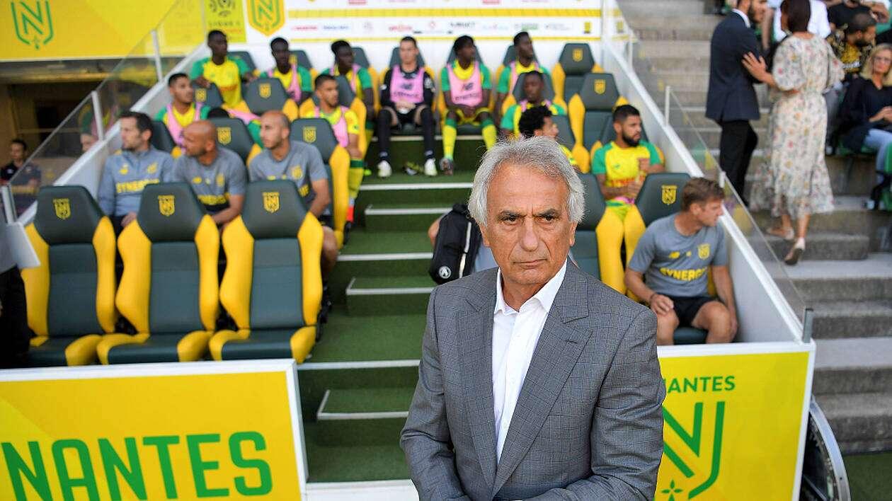 Football : Vahid Halilhodzic est nommé nouveau sélectionneur du Maroc