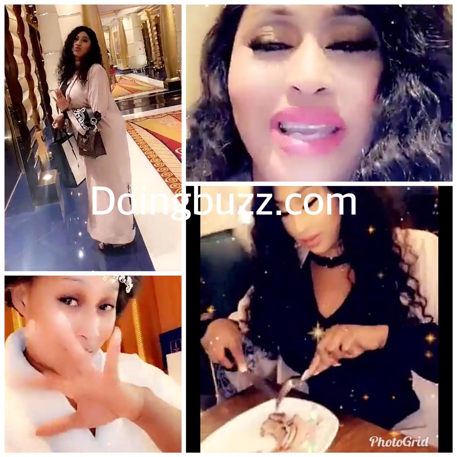 Diaba Sora fête la Tabaski à Dubai avec un plat de 800 dollars