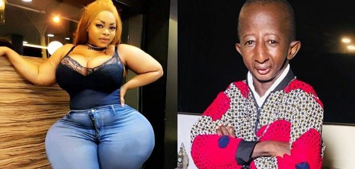 Le chanteur guinéen Grand P fait une déclaration d'amour à Eudoxie Yao