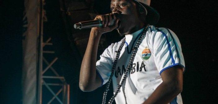 Killa Ace, rappeur et activiste gambien placé en garde à vue