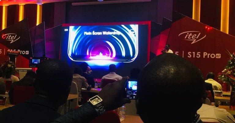 Itel Mobile lance une nouvelle série de télephones