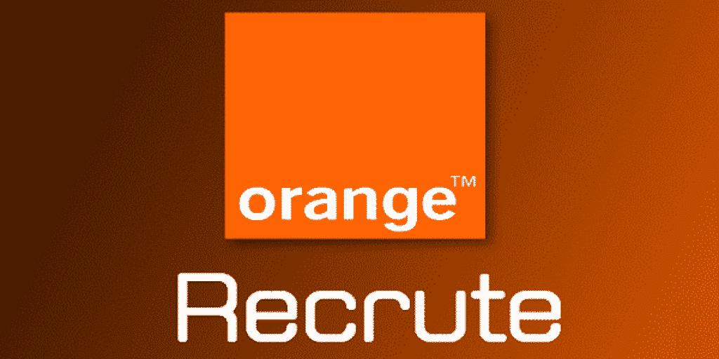 Orange recrute 01 Stagiaire – Webdesigner