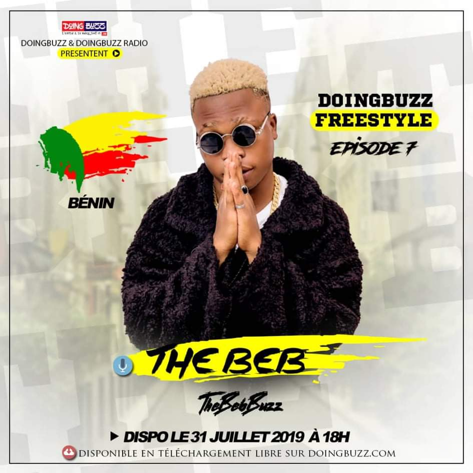 The Beb – TheBebBuzz (Episode 7 – Saison 3)