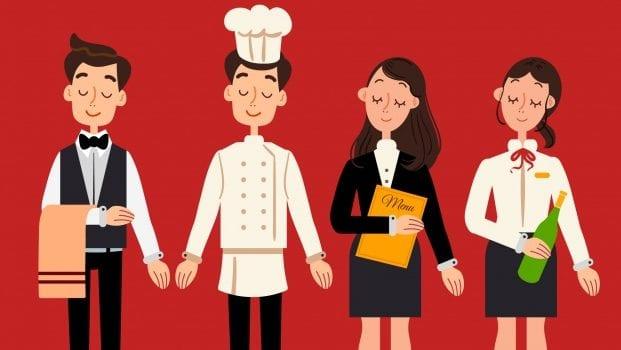 Il est recherché un(e) Assistant(e) d'un restaurant