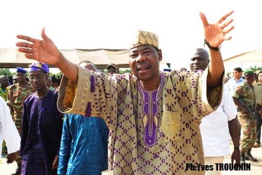 Yayi Boni Boubou