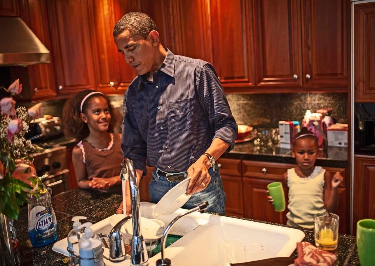 Vous allez adorés ces photos de l'ex-président américain Barack Obama et de sa famille