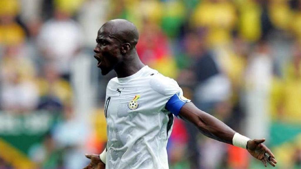 Ghana/Football : Stephen Appiah veut diriger l'équipe  nationale