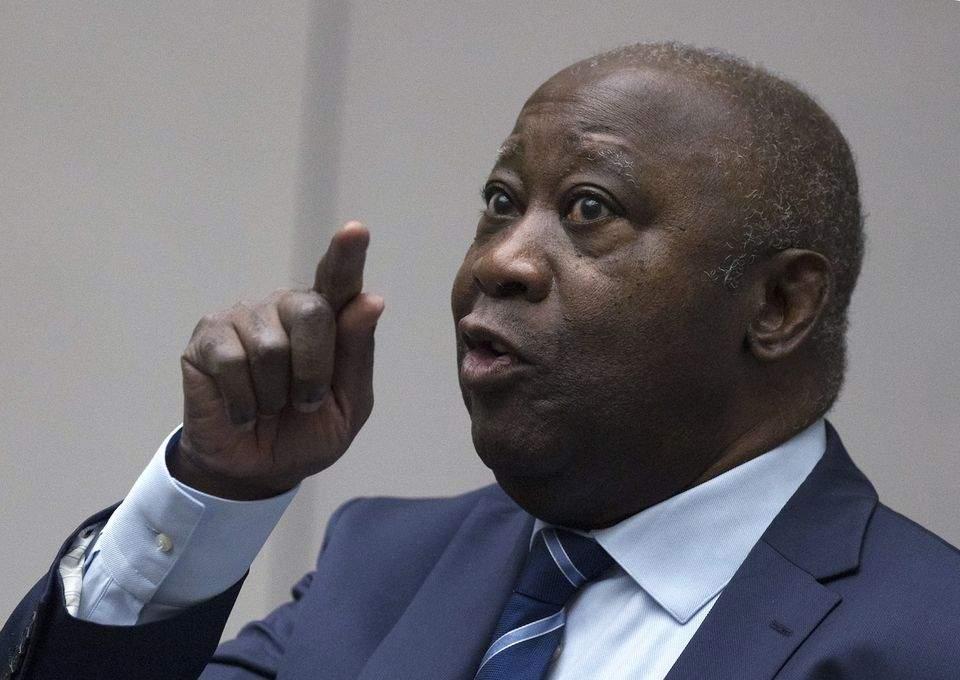 Laurent Gbagbo rend hommage à Robert Mugabe