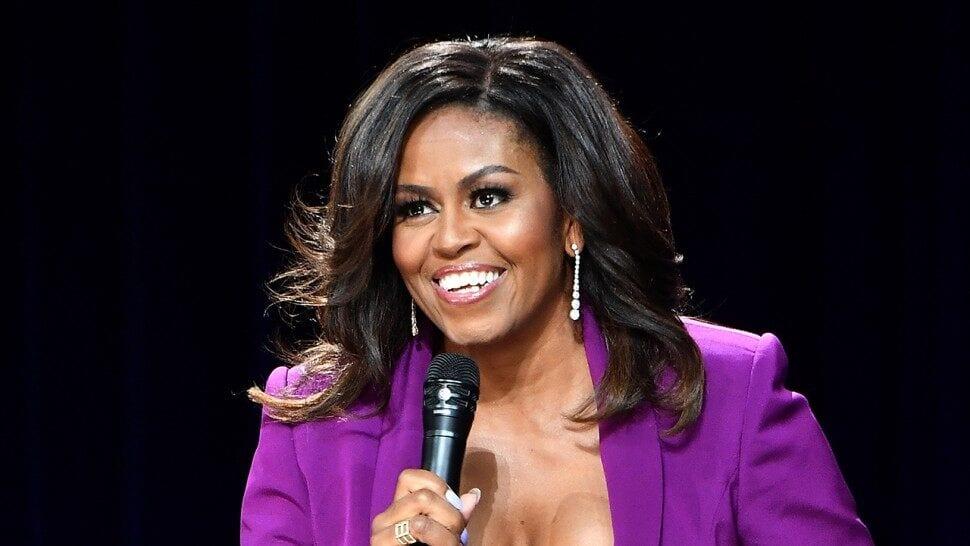 Une photo d'enfance de Michelle Obama met la toile en feu