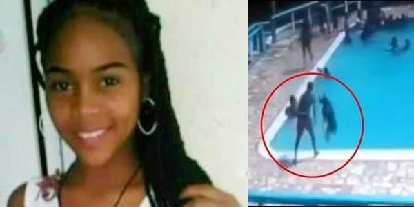 15 ans, elle meurt noyée volontairement dans la piscine par son harceleur