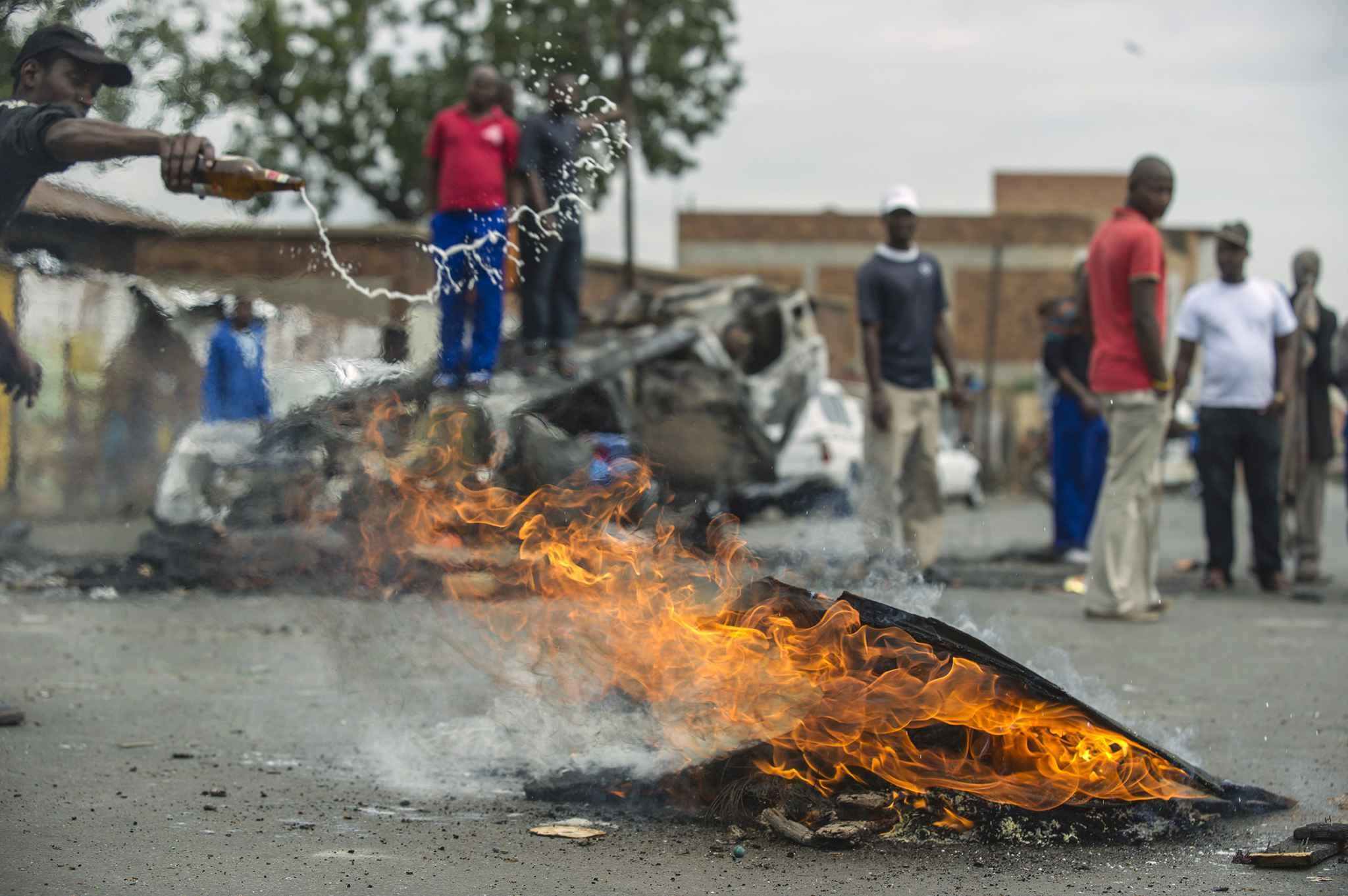 Afrique du Sud : Recrudescence des violences xénophobes