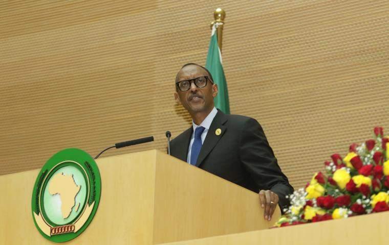 Paul Kagamé : L'Afrique du sud doit être retirée de l'Union Africaine