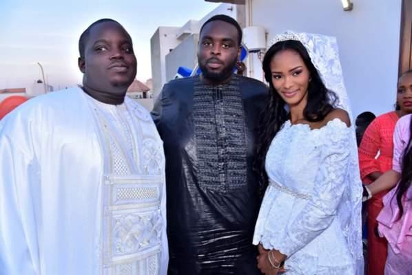 Le fils du président Macky Sall s'est marié