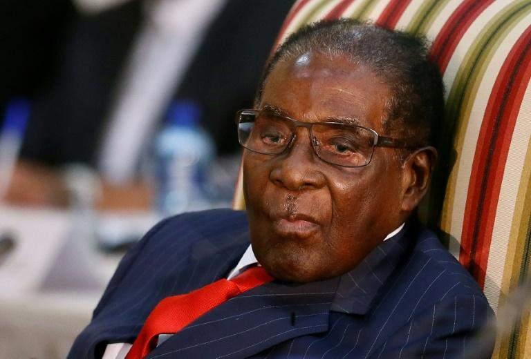 Robert Mugabe sera finalement enterré à la place des héros