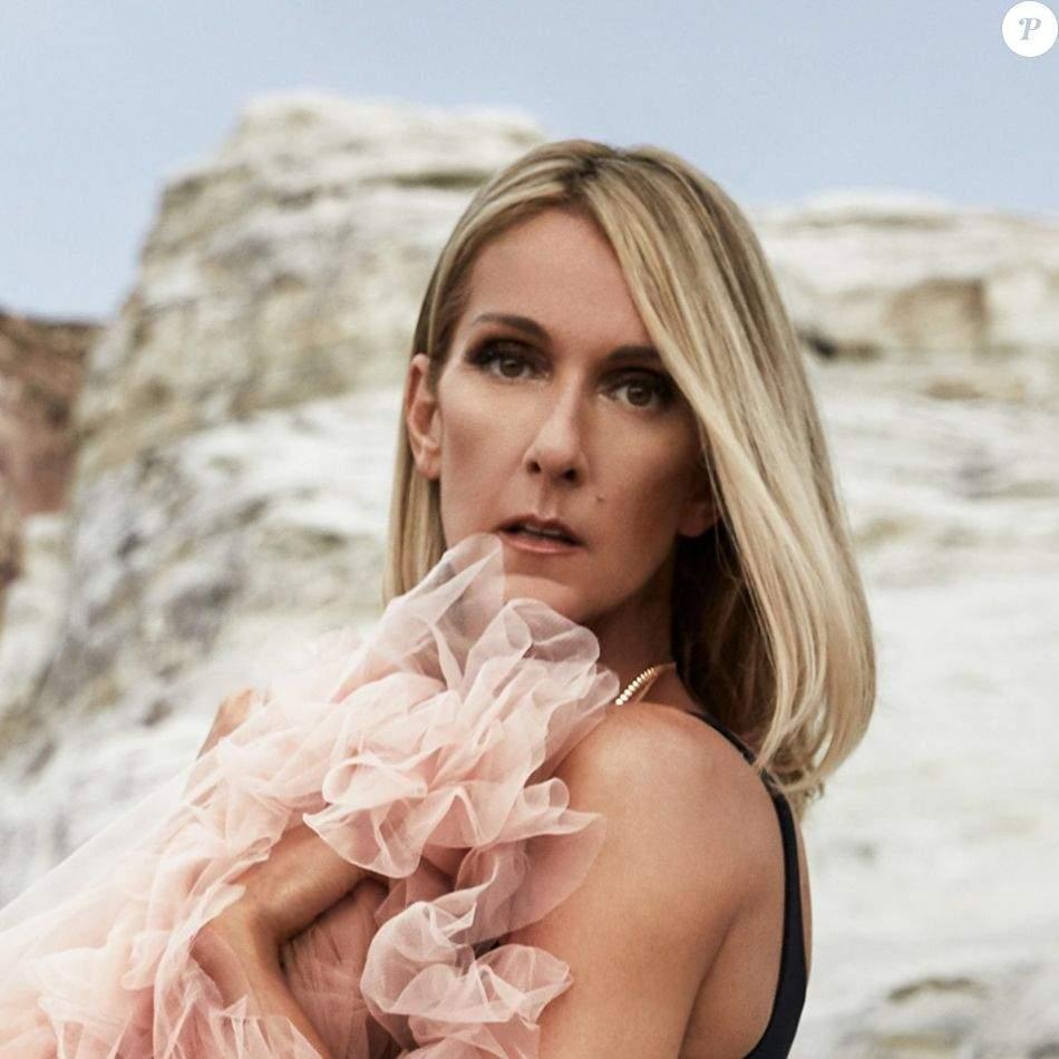 Céline Dion dévoile trois chansons de son album 'Courage'