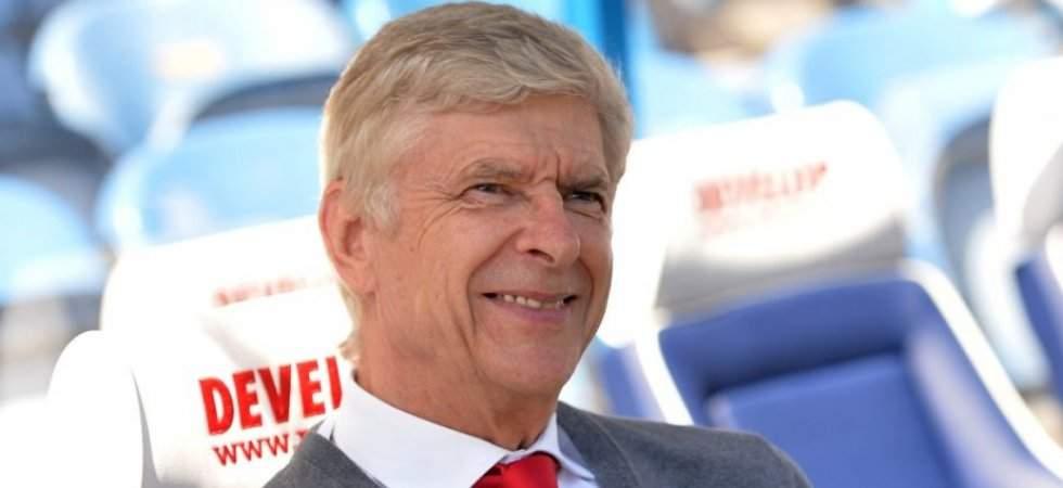 Football: Arsène  Wenger se rapproche de la Fifa