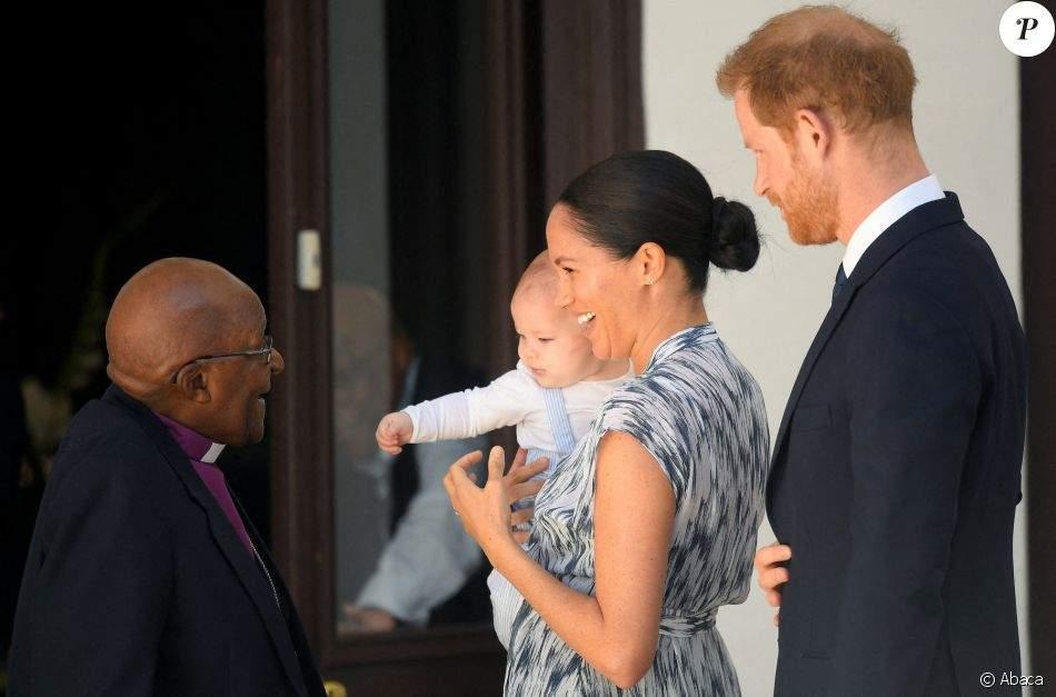 Voyage officiel des Sussex en Afrique : première apparition publique d'Archie (photos)