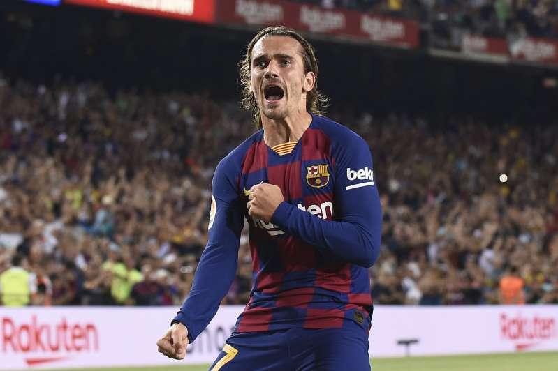 Barça : Griezmann de nouveau embarrassé