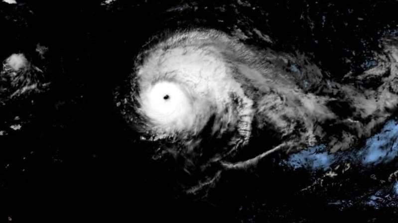 Lorenzo, un puissant ouragan qui menace les côtes de l'Europe