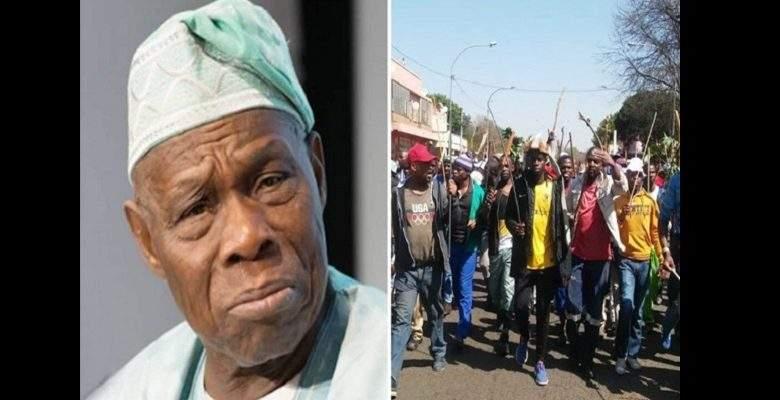 Attaques Xénophobes : Olusegun Obasanjo demande aux Nigérians rapatriés de retourner en Afrique du Sud