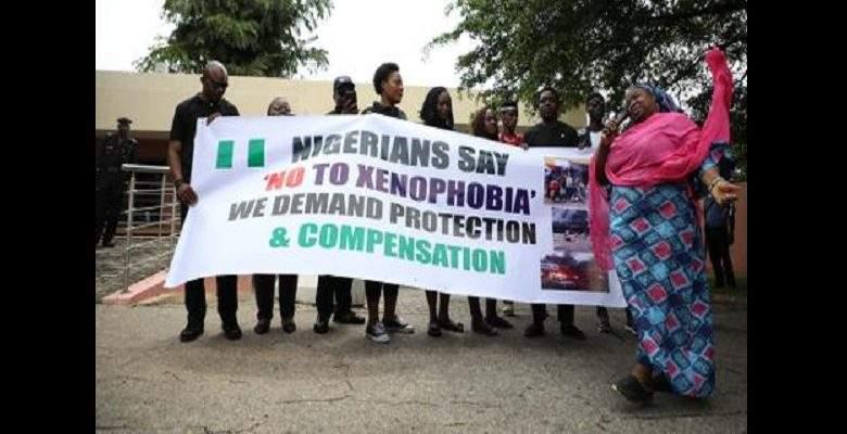Attaques xénophobes : le Nigeria va rapatrier 600 de ses ressortissants