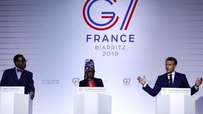 Au sommet du G7, Angélique Kidjo obtient 251 millions de dollars pour l'entreprenariat féminin en Afrique