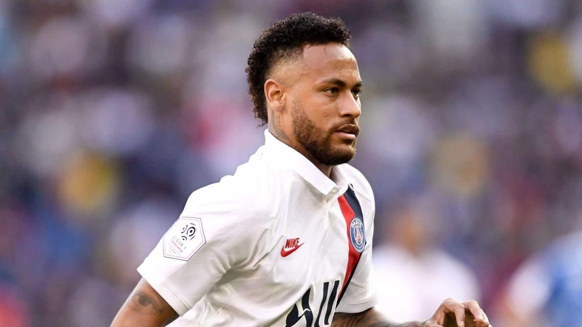 Neymar a encore été hué par les supporters du PSG