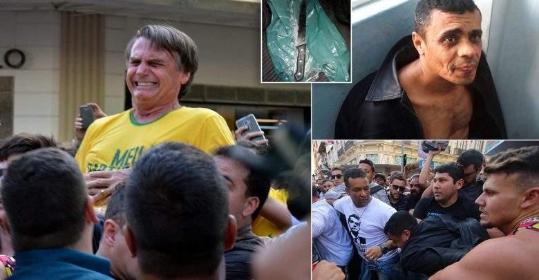Brésil: Le couteau utilisé pour poignarder le président Jair Bolsonaro sera une exposé dans un musée