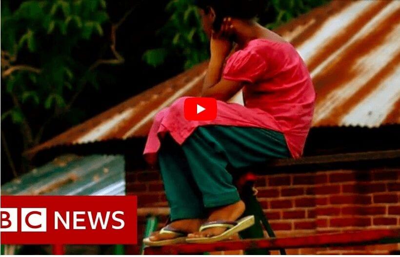 Cette enquête de la BBC révèle la prostitution et le trafic d'enfants | REGARDER
