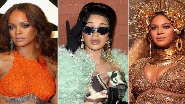 Cardi B Détrône Rihanna Et Beyoncé Avec Ce Nouveau Record