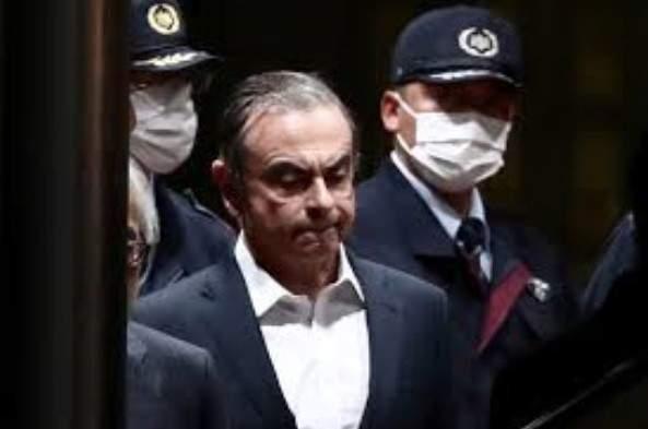 L'ancien PDG de Renault-Nissan Carlos Ghosn poursuivi par le gendarme de la Bourse américain, pour avoir dissimulé 140 millions de dollars de revenus.