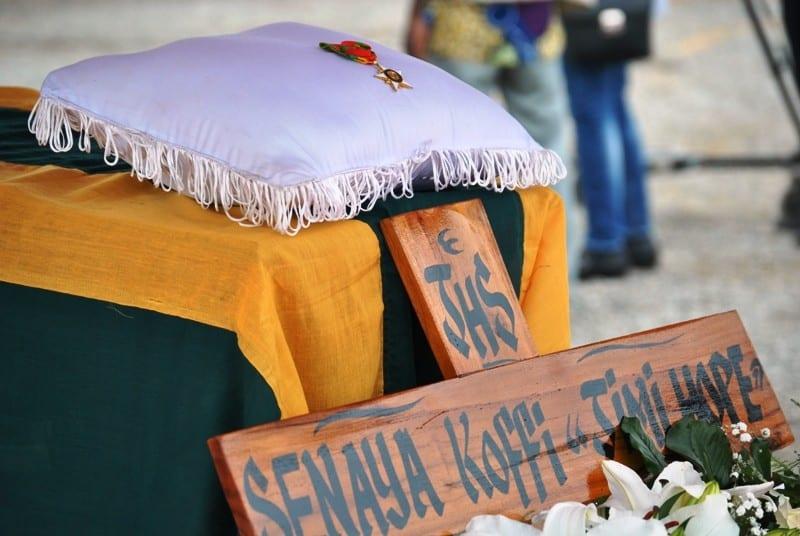 Jimi Hope : le dernier hommage de la nation