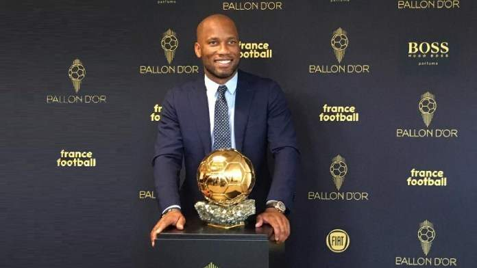 Didier Drogba présentera la cérémonie du Ballon d'Or 2019