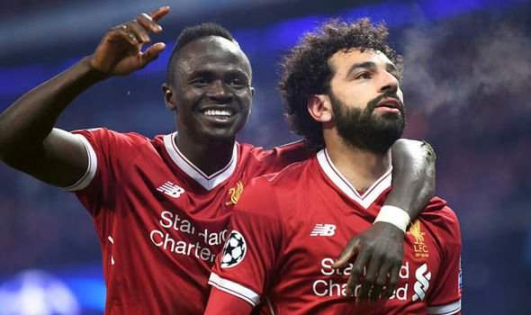 Mohamed Salah dissipe les rumeurs de tension entre Sadio Mané et lui à travers une vidéo hilarante