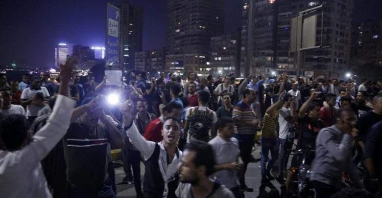 Egypte : Plus de 1000 personnes arrêtées après des manifestations anti-Sissi