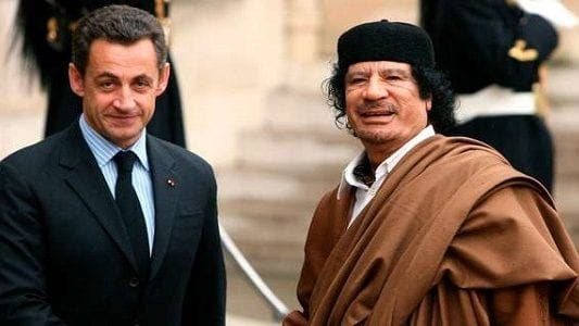 Financement libyen de la campagne de Sarkozy: Le renseignement français fait une importante découverte