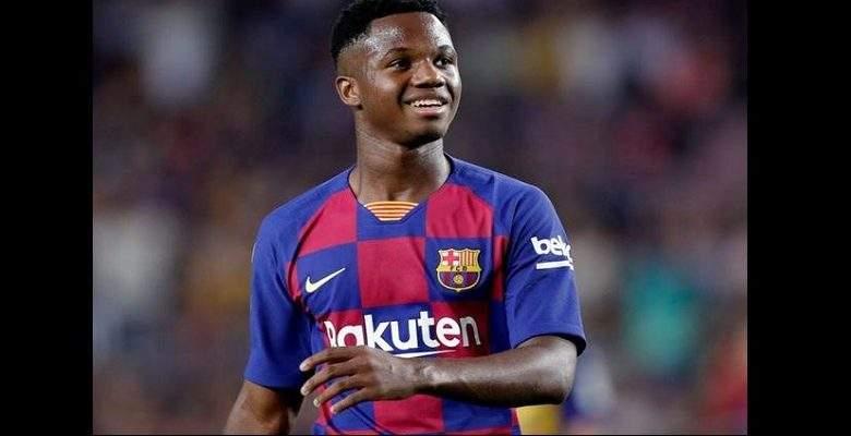 Le frère de Messi «humilié» par Ansu Fati